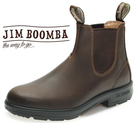 Jim Boomba Boots