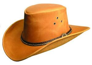 Coloongatta hat - rust