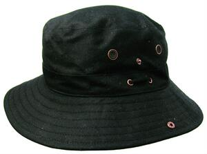 Sort Dalston Hat