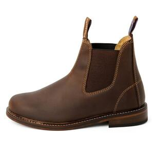 Windsor Nougat boot