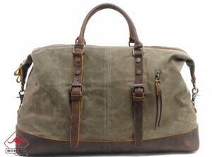 Duffel Bag - Oliven