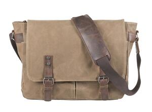 Japoon Messenger Bag, Khaki