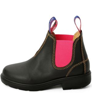 Kids Wombat Boots - Guinness Pink