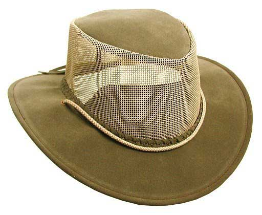 Soaka Breeze hat - oliven