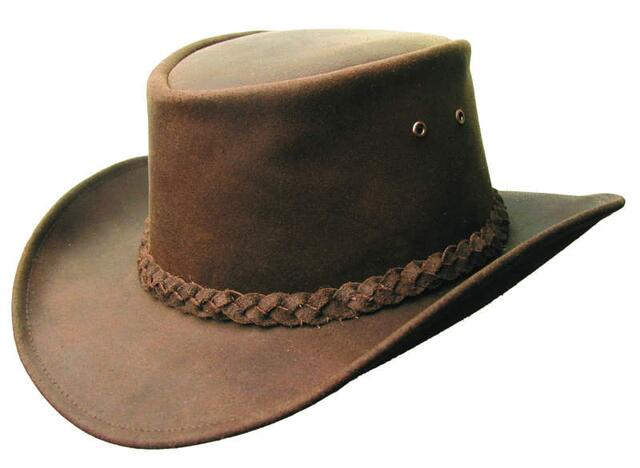 Portland Mens Hat - Brown