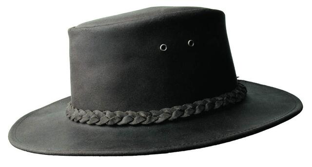 Portland Mens Hat - Black