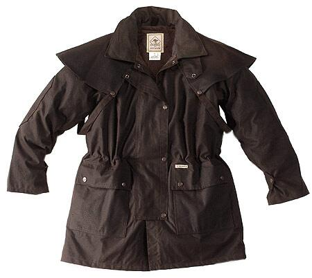 Scippis Drover Jacket