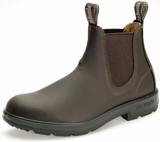 Jim Boomba Boots - Chestnut brown