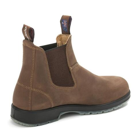 Outback Boots Nougat, bagfra