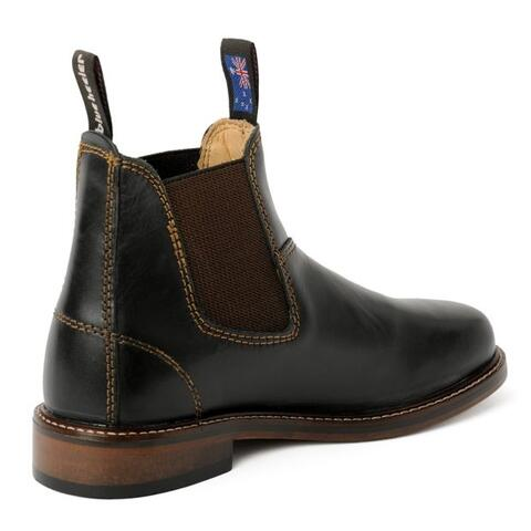 Windsor Boots Black