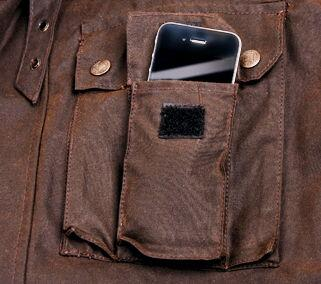 Cruiser Jacket - iPhone lomme