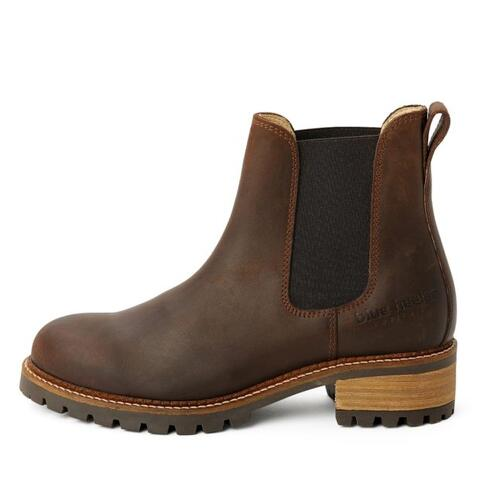 Pash Brown boots