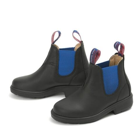 Tasman Devil - black/royal boots
