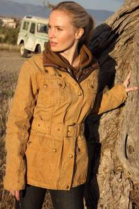 Sussex Canvas Jacket