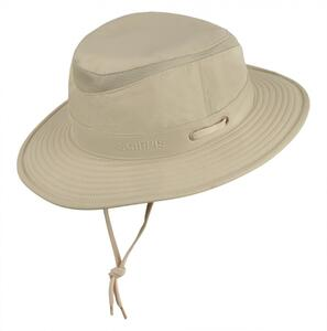 Hudson canvas hat