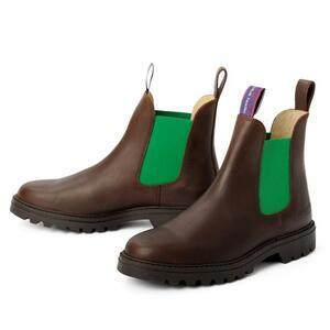 Jackaroo - Brown/Green