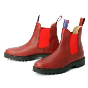 Meryl Boots - Red