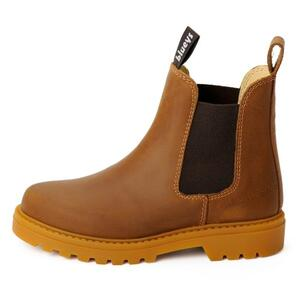 Kids Sydney Boots - Cognac-Brown