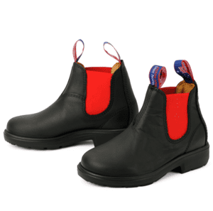 Kids Tasman Devil - Black/Red