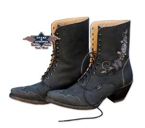 Western Boot, Rosie Black