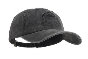 Scippis Canvas Cap, kangaroo, black