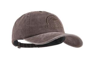 Scippis Canvas Cap, kangaroo, brown